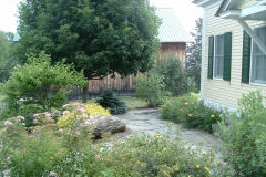 2010 - A complete landscaping project we did.