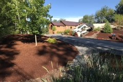 2019 - Landscaping & 60 yards of mulch